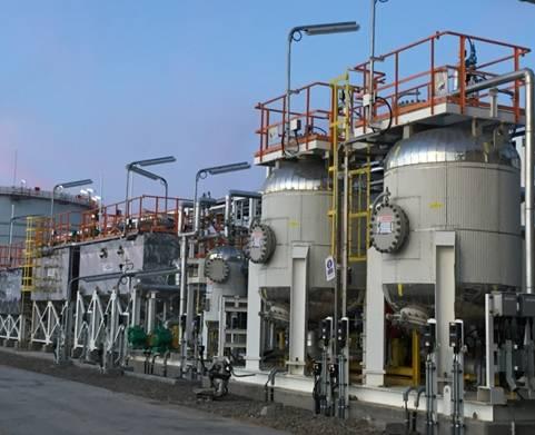 Wastewater Treatment (API, CPI, DAF, IGF)