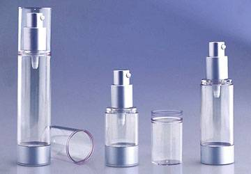 Plastic Airless Bottle