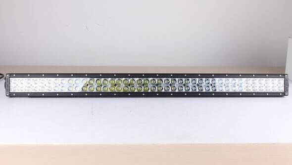 42 240W Dual Row Cree Off Road Light Bar 3D Reflectors