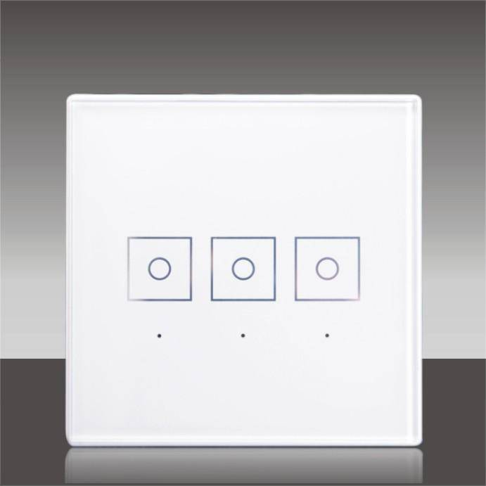 Z-Wave Touch dimmer switch
