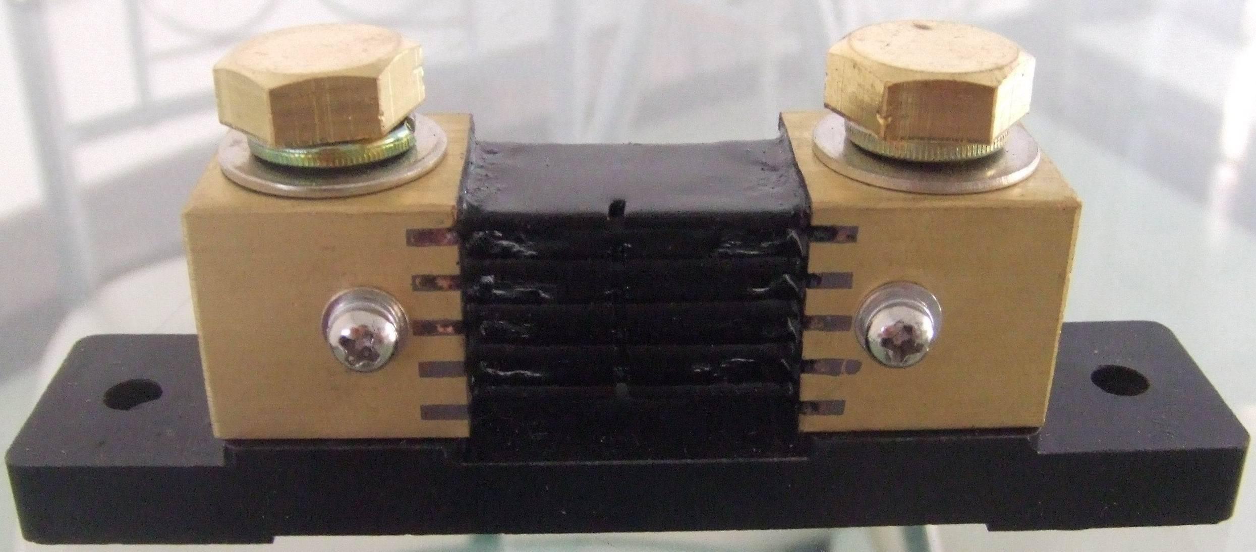 500A 50mV Shunt