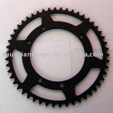 108-23 motorcycle sprocket and other parts
