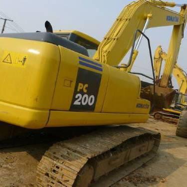Used Komatsu PC200-3 Crawler Excavator,Used Komatsu PC200-3 Excavator