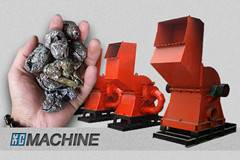Metal Crusher, Iron Sheet Crusher, Metal Zipper Crusher, Crushing Machine, Crusher, Can Crusher