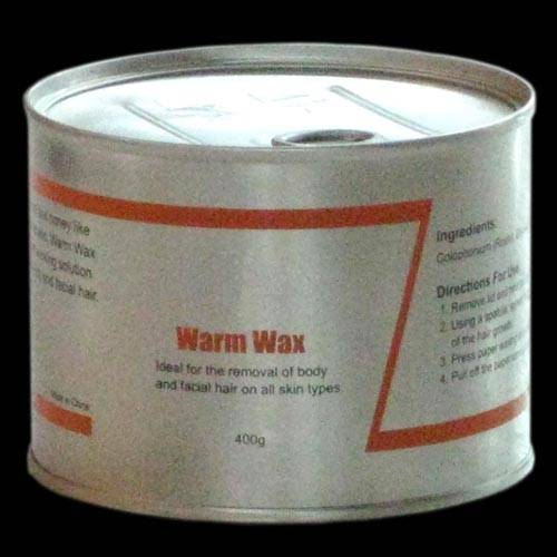 400g Deluxe Hair Removal Wax Depilation Wax Tin