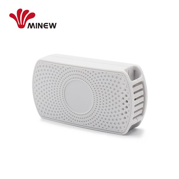 Minew real time temperature & humidity beacon data logger