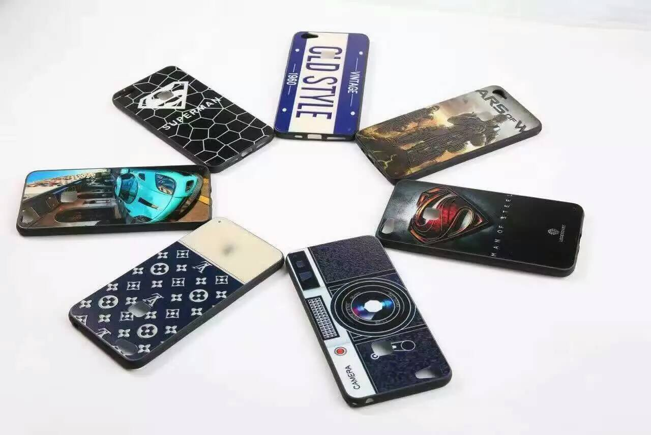 Mobile phone Relief-painting Cover Protective Case Sony, Motorola, LG,ZTE,HuaWei,HTC,OnePlus.....