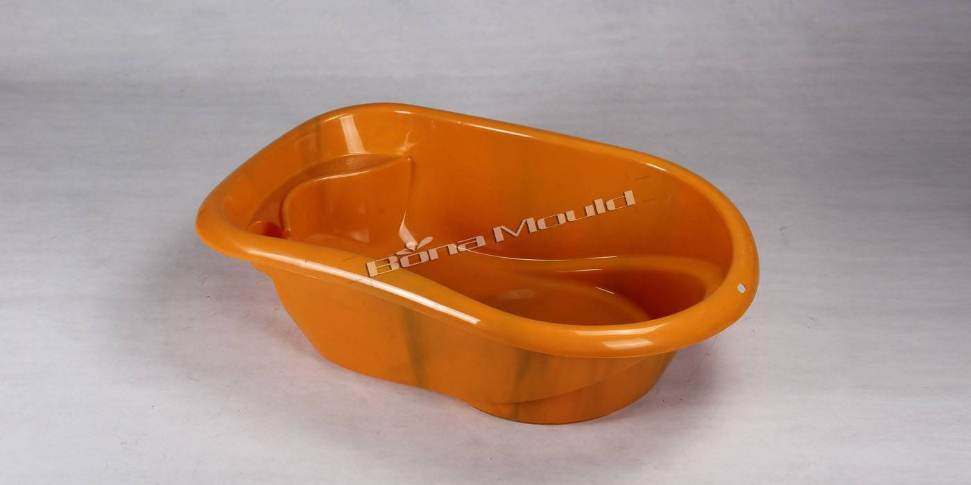 Sell plastic baby bath tub mould