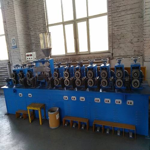 Customized Hardfacing cored welding wire making plant