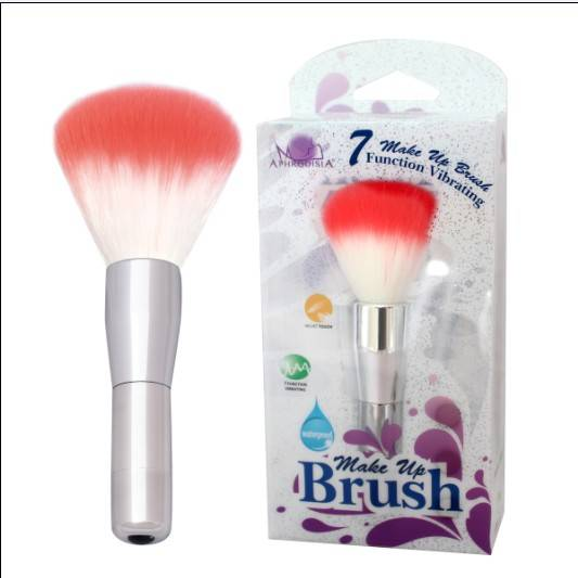 sex toy 7 Functions Vibrating Make Up Brush