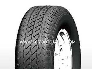 Passenger Car Tire High Quality Light Truck Tire 185R14C 195R15C
