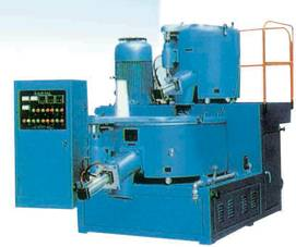 all kinds of the plastic material mixer