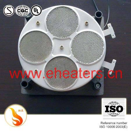 honeycomb ptc heater for clothes dryer