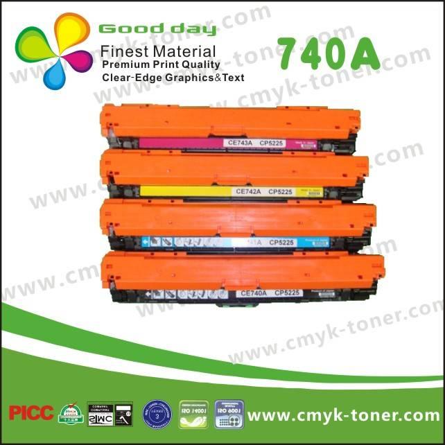 HP 740A Printer toner cartridge,Universal Model HP---CP5220/5225 / Canon icc