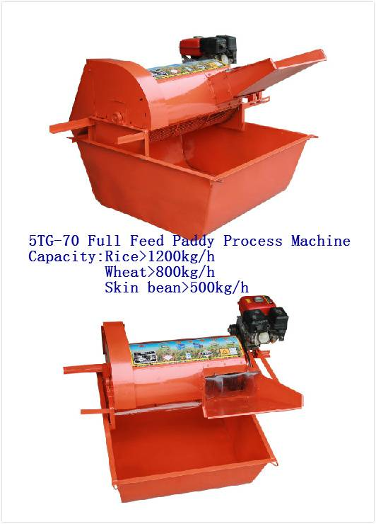 Mini Grains Thresher