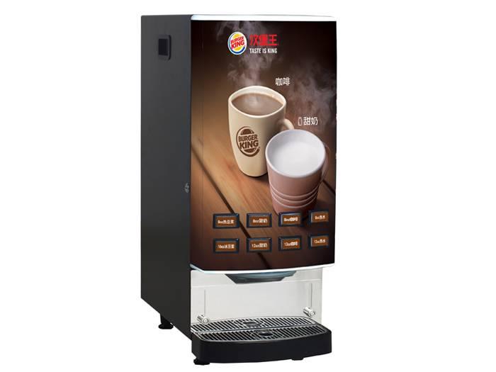 Super speediness Instant Coffee Dispenser - Cadillac 4S