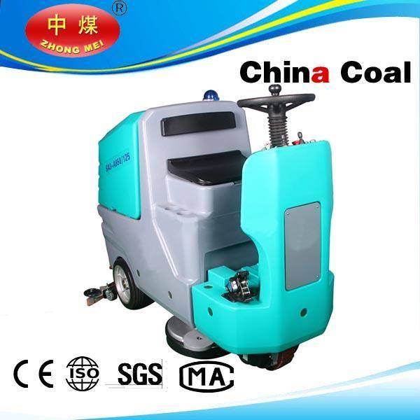 ride on floor scrubber dryer