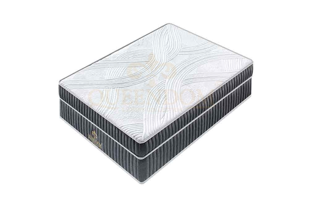 7' Cool Gel Hybrid Innerspring Memory Foam Mattress,Available To All Sizes