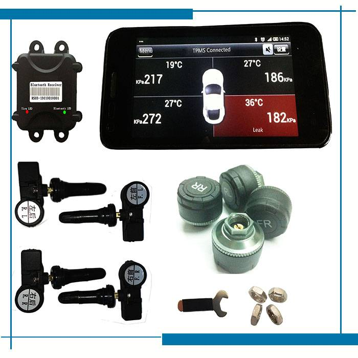 TPMS tyre pressure monotoring system