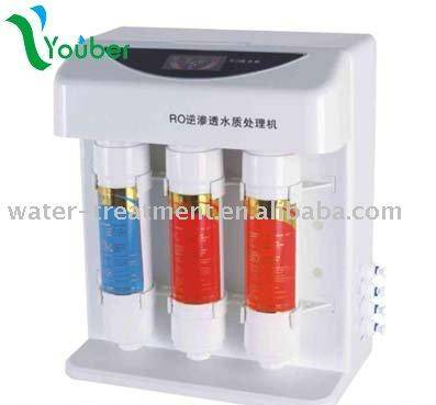 Direct flow RO filter, no pump RO water filter