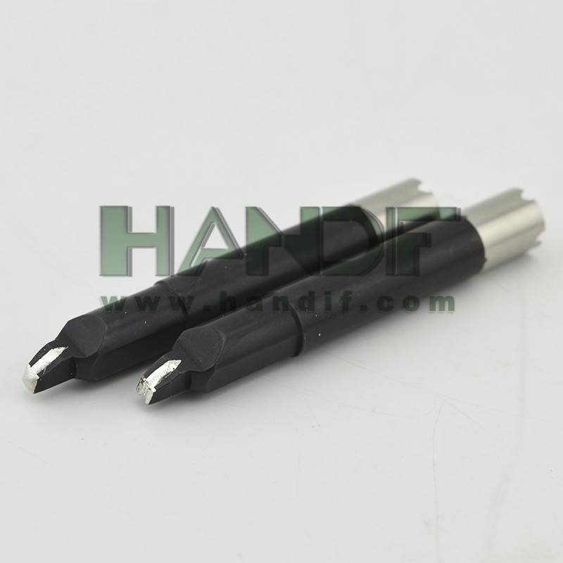 Japan Unix P1V10-28 soldering iron tips, iron cartridge for Japan Unix soldering robot, 5PCS per lot