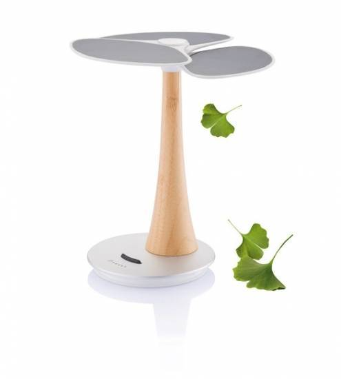 The Ginko Tree Inspired Solar Charger