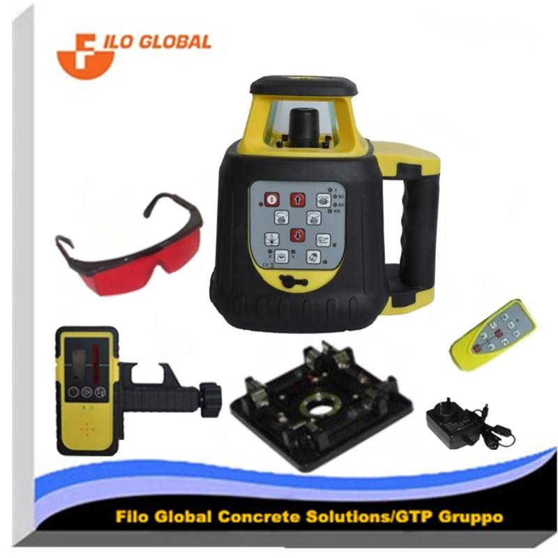 FILO208 Red beam rotary laser level