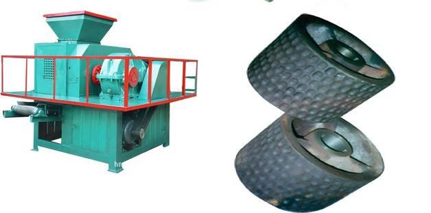 BBQ Charcoal Ball pressing Machine