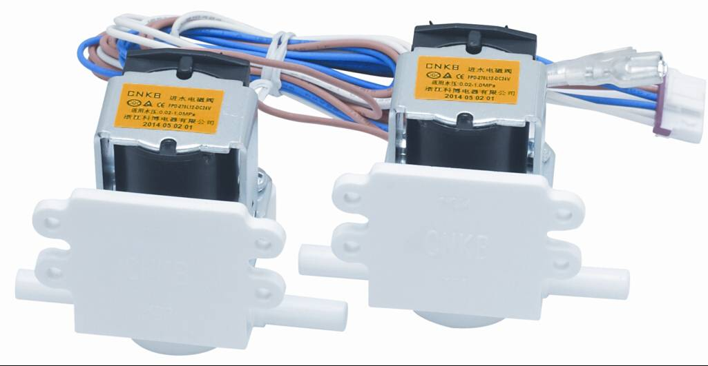 Two Combined solenoid valve FPD-270L12