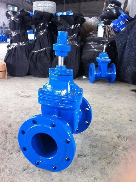 SZ45X underground resilient seated gate valve