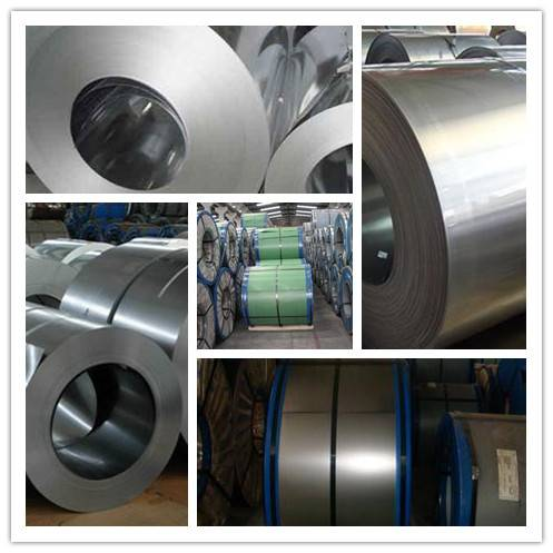 Hot rolled and galvanzied steel coils in sheets with good quality