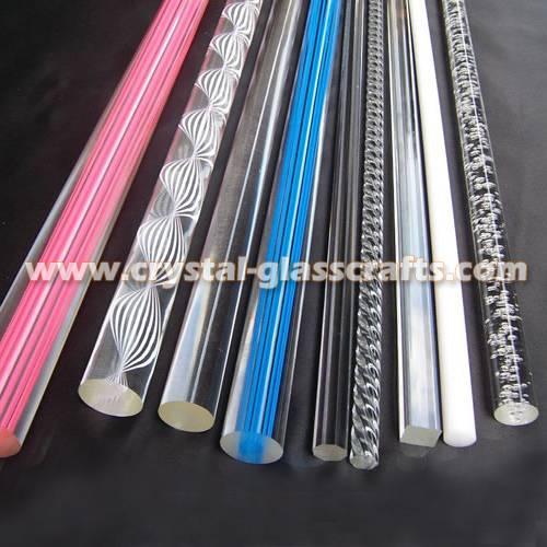 Acrylic/Plastic/Plexiglass rod