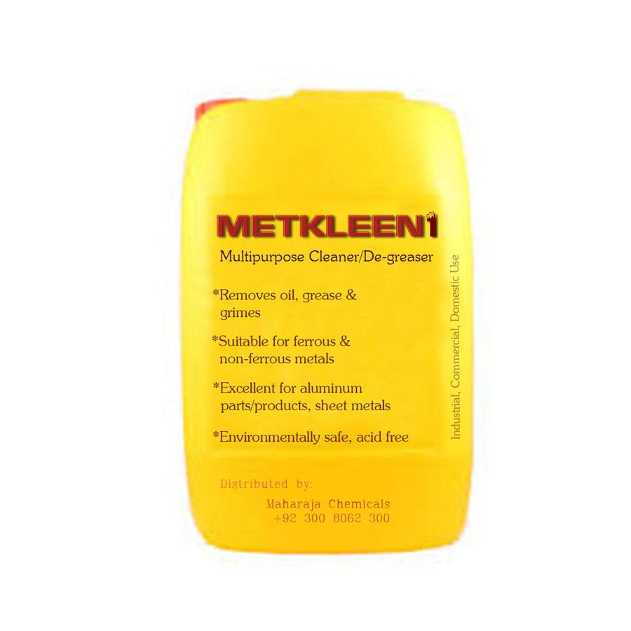 """Metkleen-1"" Multipurpose Degreaser for Auto Parts Manufacturers"