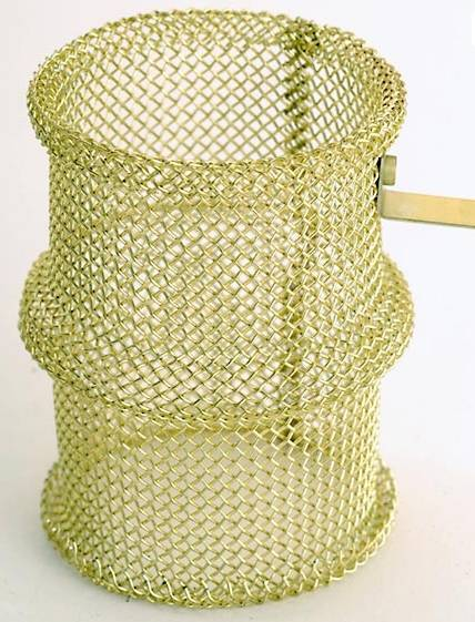 High Quality Faraday Cage Screen Room Shielding Copper Wire Mesh