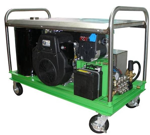 BC-EPS220-15 (Gas Powered Washer)