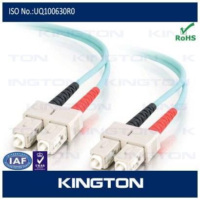 sc fiber optic patch cord