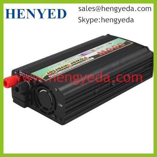 600w car power inverter with USB plug (HYD-600WMU)