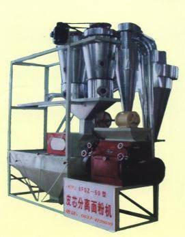 6FSZ Series Flour manufacturing equipment of brief introduction