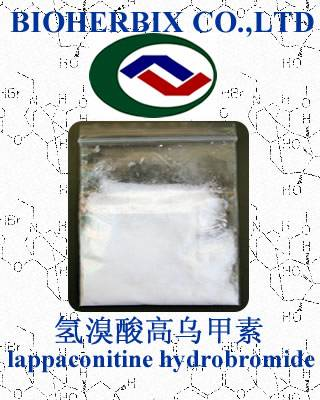 pain killer lappaconitine hydrobromide