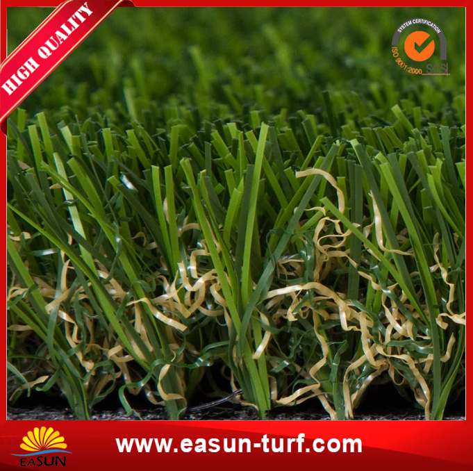 Natural looking artificial turf grass for garden decoration-AL