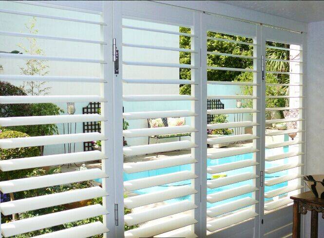 Basswood Shutters Hot Sell Basswood Plantation Louver Shutters