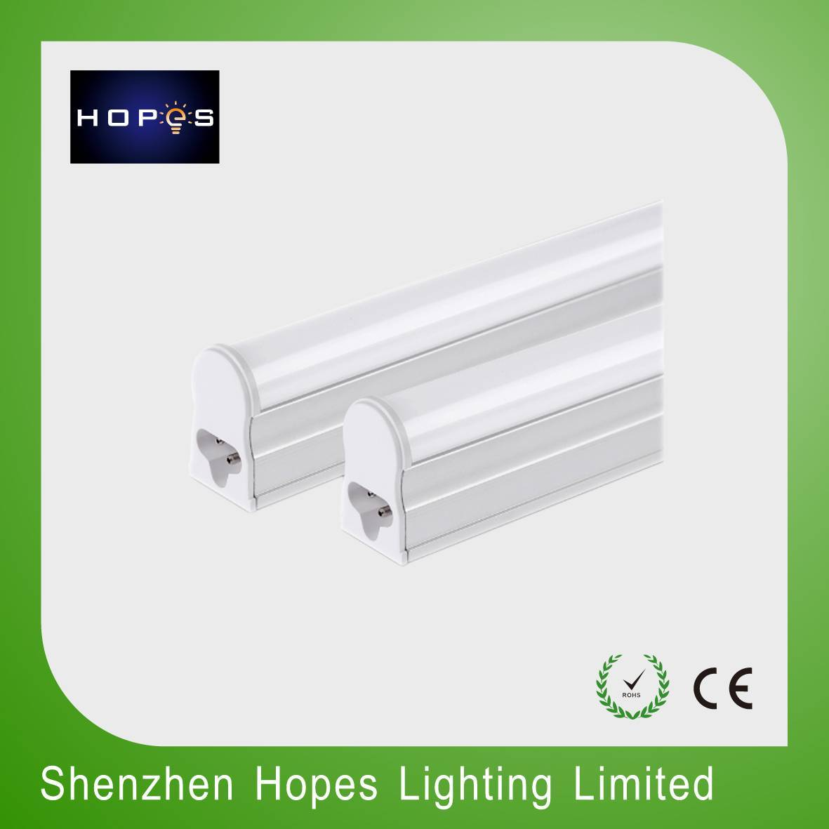 18W t5 integrated led tube