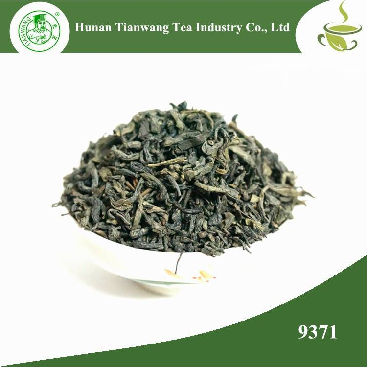 Sell Chinese chunmee green tea 9371