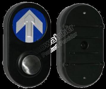 Accessible Audio Pedestrian Push Button