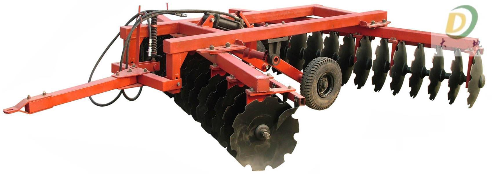Sell heavy-duty disc harrow