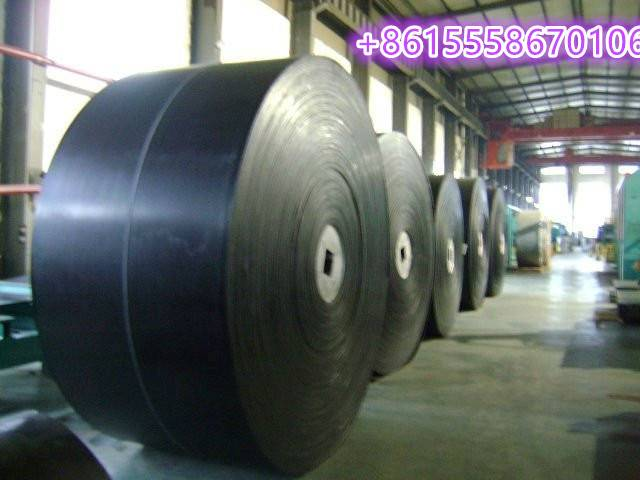 Rubber Conveyor Belt EP150 Transmission Belt Made in CN