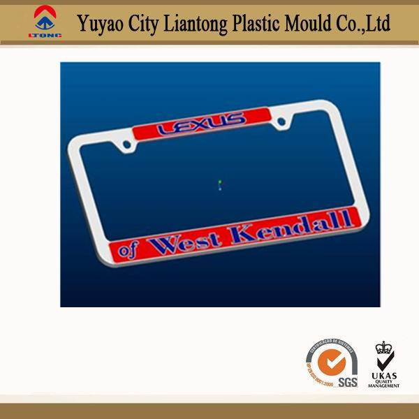 selling car license frame for good quality