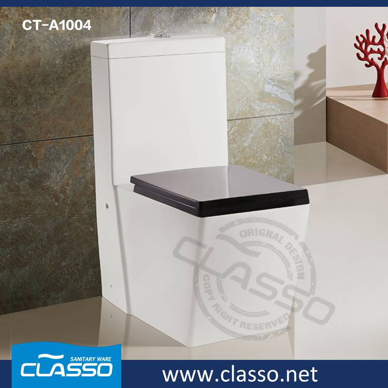 Middle East style Bathroom washdown toilet 4-inch one piece closet TURKISH BRAND CLASSO CT-A1004