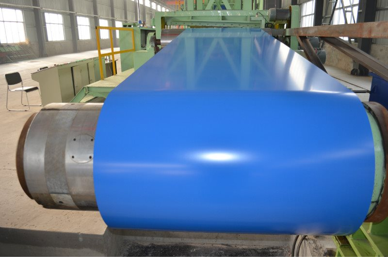 color coated steel coil importer prepainted galvanized steel