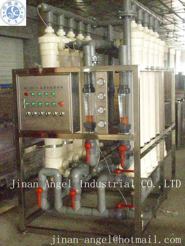 ultrafiltration water treatment equipment for high quality drinking water